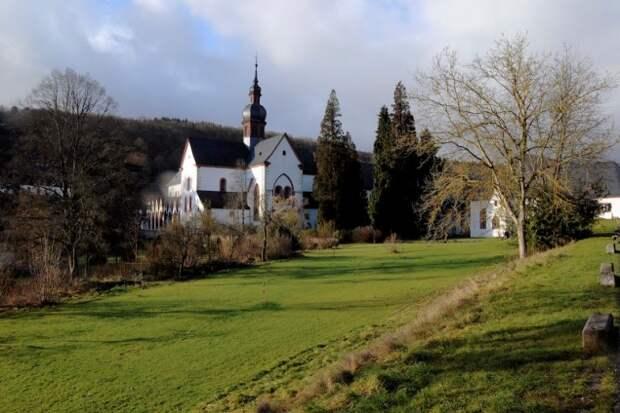 Живописное местечко в Германии, где снимался фильм