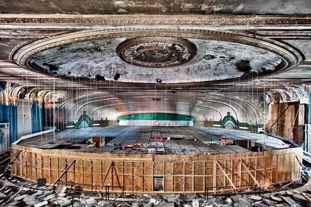 The 33 Most Beautiful Abandoned Places In The World 27 Самые красивые заброшенные места в мире