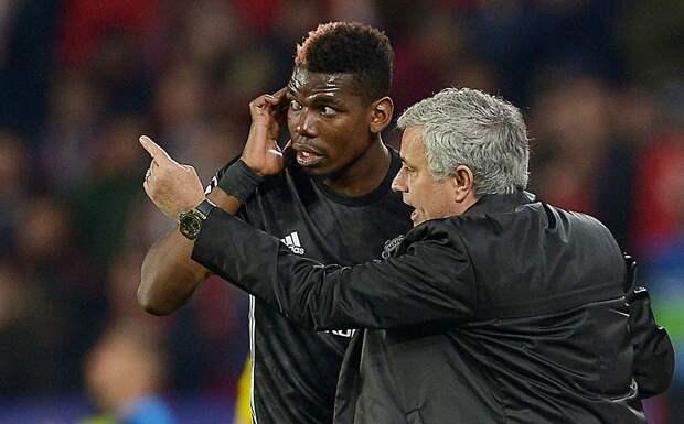 «Мне наплевать на то, что говорит Погба». Моуринью отреагировал на критику своего бывшего игрока