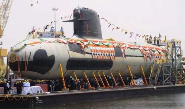 Как Россия поддерживает амбиции Индии по созданию флота атомных подводных лодок