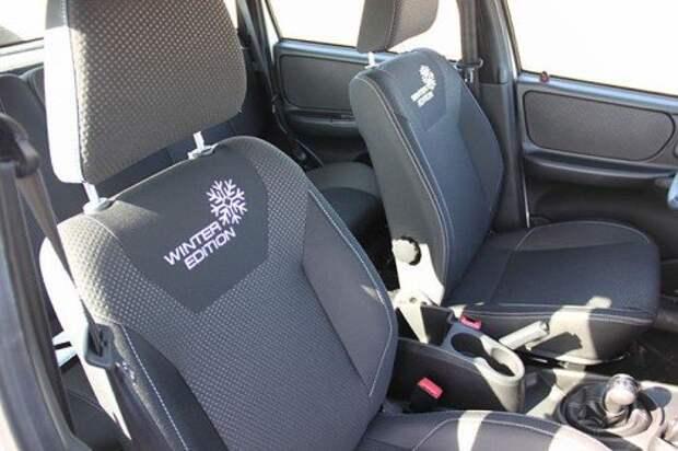 Chevrolet Niva получит спецверсию для зимы