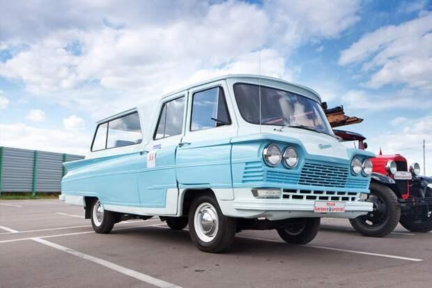Фальстарт для «Старта»: как сложилась судьба самого красивого советского микроавтобуса