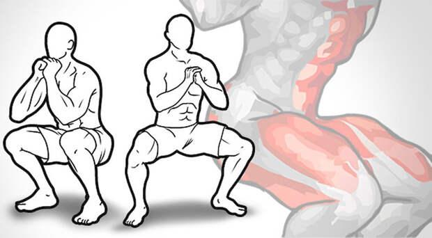 Слабые ноги – слабое сердце! Что приседания дают сердцу?