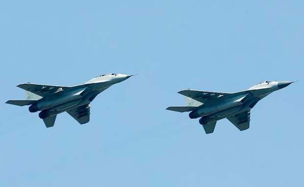 На фото: МиГ-29
