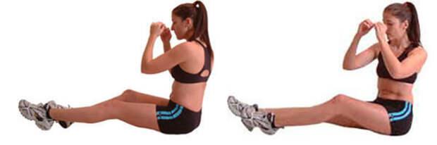 Упражнения, омолаживающие весь организм
