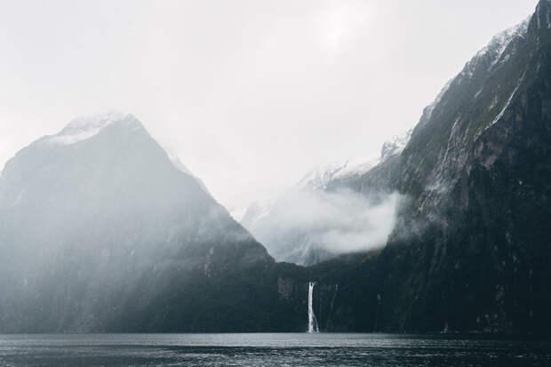 Прогулка по самым красивым местам Новой Зеландии