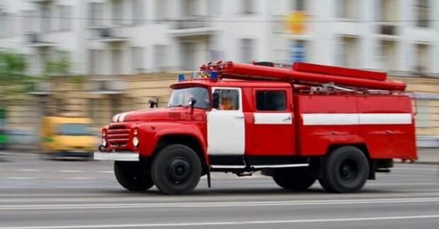 Спасатели ликвидировали пожар в квартире на улице Героев Панфиловцев