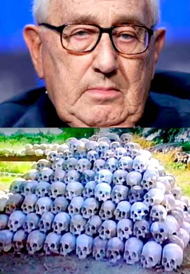 Киссинджер о США, России, Германии, Украине и развале СССР