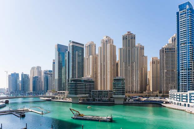Россияне бросились скупать жильё в ОАЭ в разгар кризиса