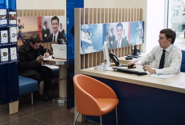 Убытки российских банков выросли в шесть раз