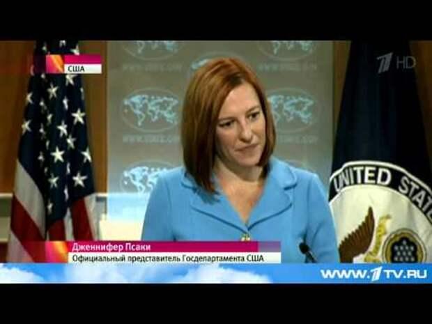 Дженнифер Псаки вновь нестандартно ответила на вопросы журналистов