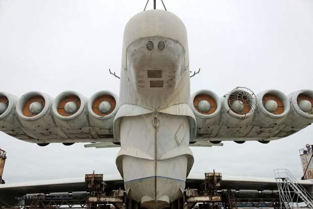 Экраноплан «Лунь»: боевой летучий корабль