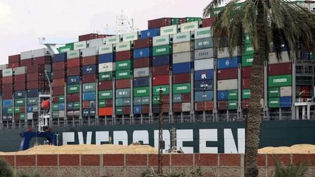 Пробка на миллиарды: чем обернется блокировка Суэцкого канала