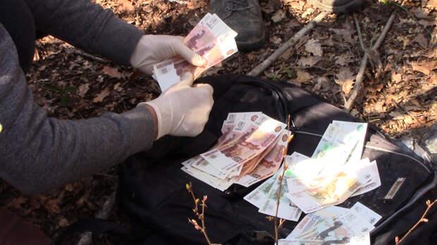 В Крыму задержали троих фальшивомонетчиков