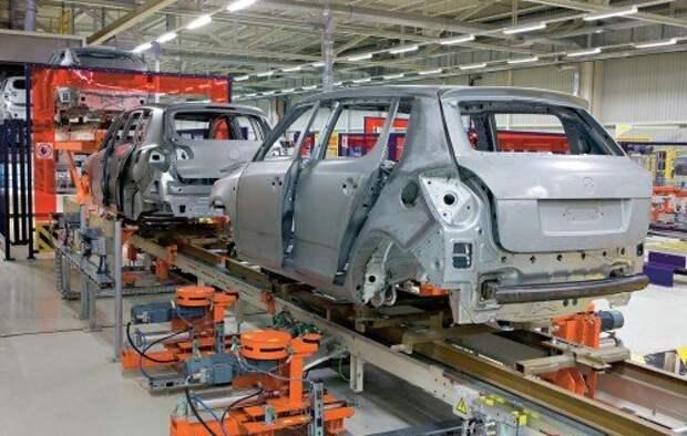 Сборка автомобилей Volkswagen в Калуге