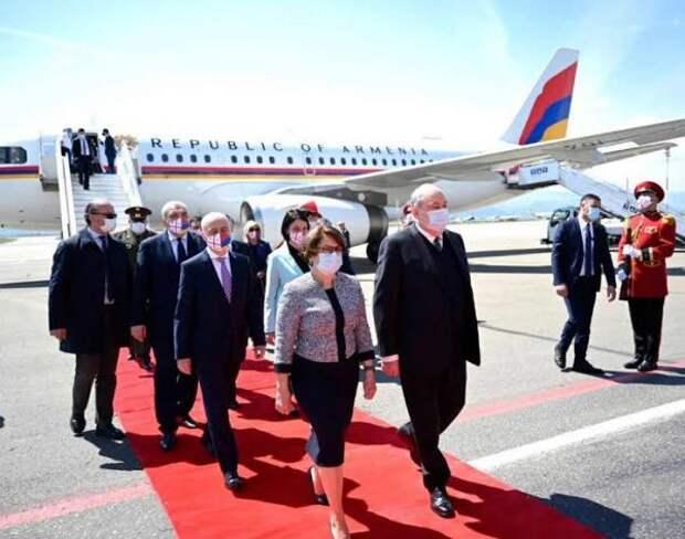Отношения Армении иГрузии перейдут нановый этап— Тбилиси