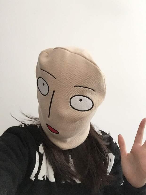 Береги голову смолоду: носи смешную шапку