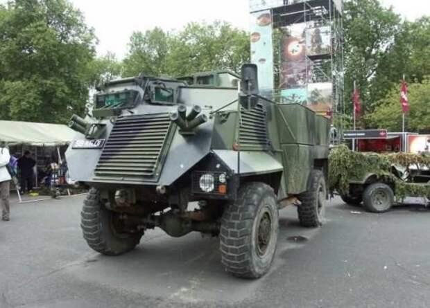 Украина установит на американские Humvee танковые пулеметы