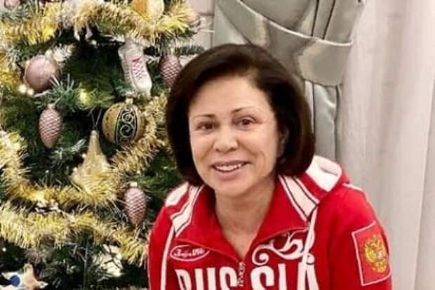Роднина заявила, что Тарасова с ней «даже рядом не стояла»
