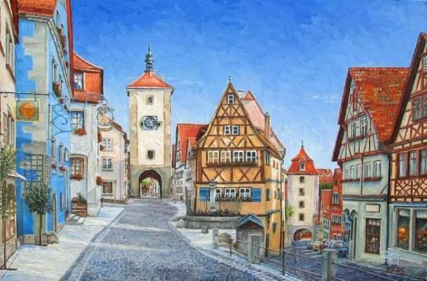 Грустная правда о Германии: самая передовая в Европе?