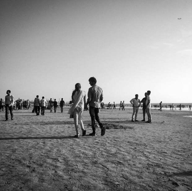 8 фотографий, которые доказывают, что Мумбаи - это город любви