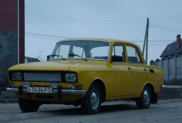 Превращение москвича в супермонстра машины, переделка, своими руками
