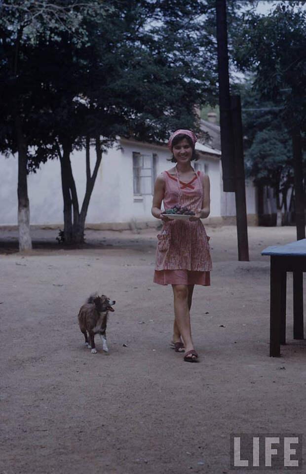 Советская Молодежь 1960-Х Глазами Билла Эпприджа Из LIFE