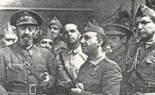 Гражданская война в Испании – раскол демократической Европы