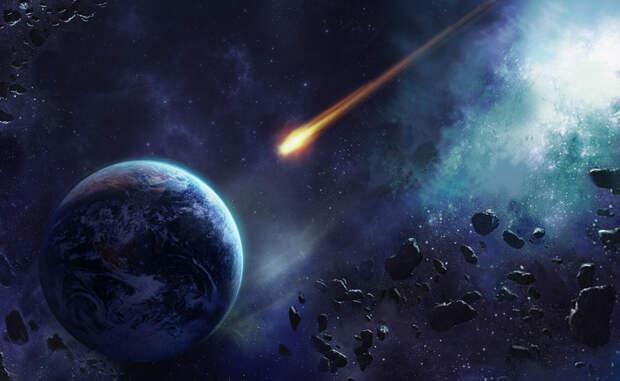 Большая часть золота в земной коре — внеземного происхождения. Этот драгоценный металл подарили нам метеориты.