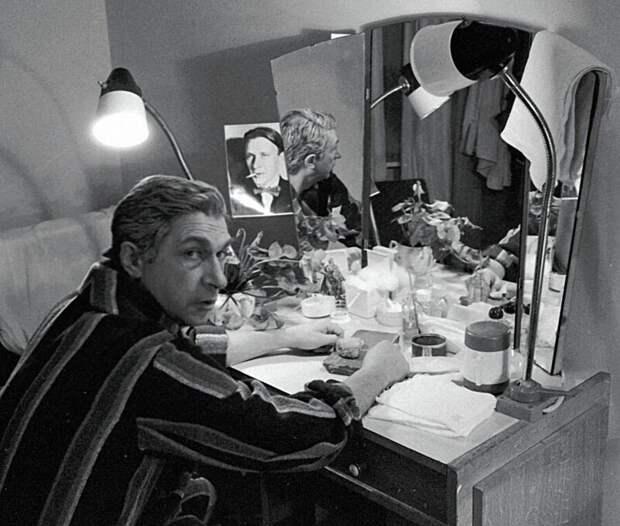 Архивные фотографии знаменитостей Советского Союза