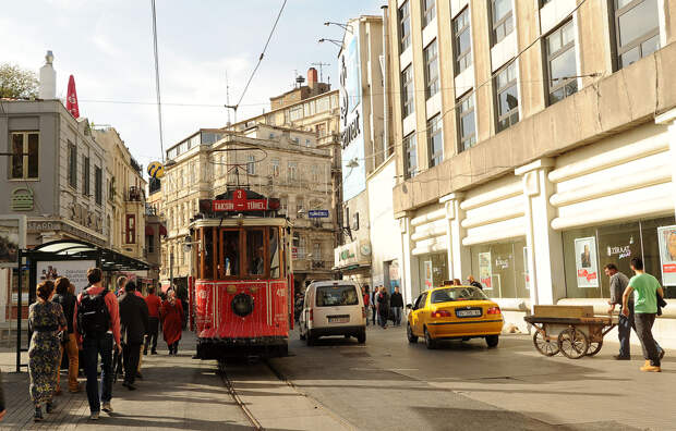 119 Другой Стамбул