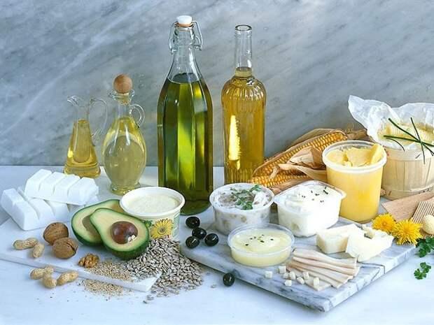 Чем полезен жир: 5 неожиданных фактов