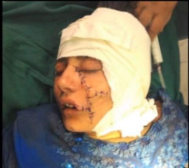 Нелегкая судьба пакистанской женщины