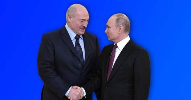Главное из переговоров Путина и Лукашенко