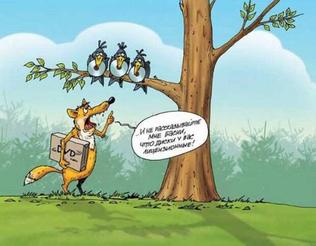 Карикатуры и карикатурочки