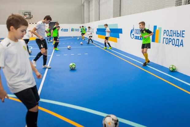Московский НПЗ завершил реновацию спортзала во Дворце культуры «Капотня»
