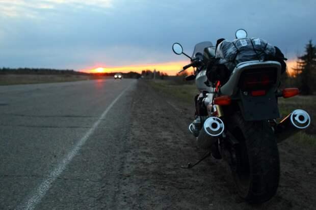 Мотоцикл открытый источник