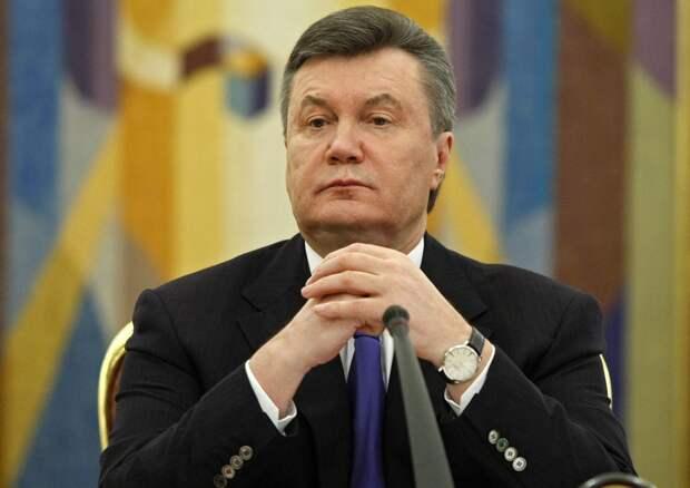 Виктор Янукович пообещал вернуться на Украину