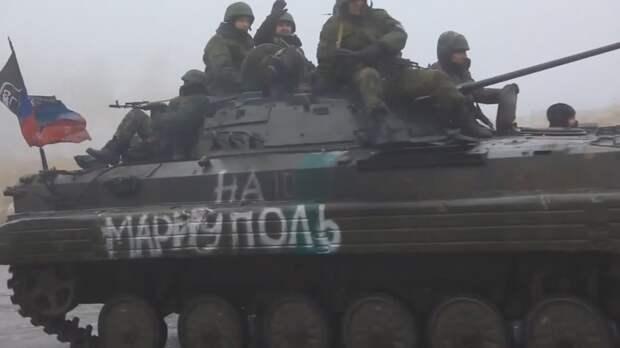 Жительница Мариуполя доходчиво объяснила журналистке, кто начал войну в Донбассе