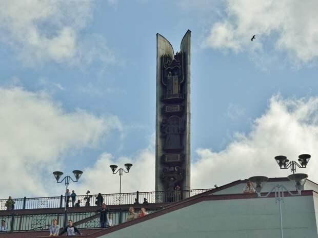 Жителям Ижевска предложили выбрать место для установки стелы «Город трудовой доблести»