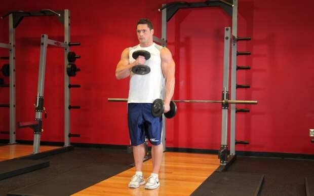 Румынский подъем: 7 упражнений с гантелями от профи