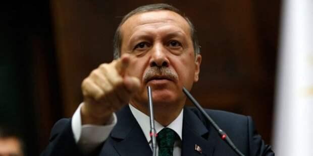 Эрдоган потребовал извинений от России