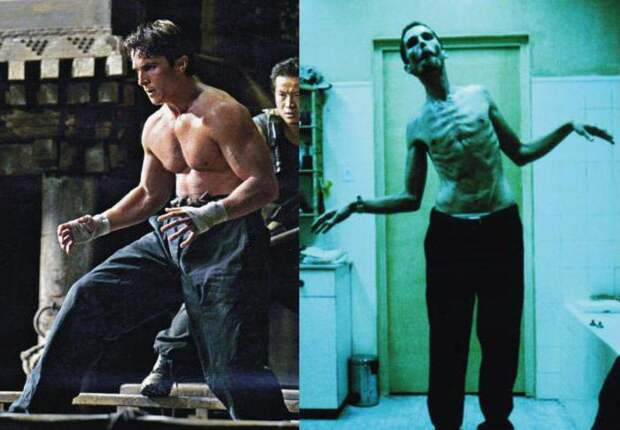 Диеты от звёзд кино: как сбросить 20 кг перед съёмками
