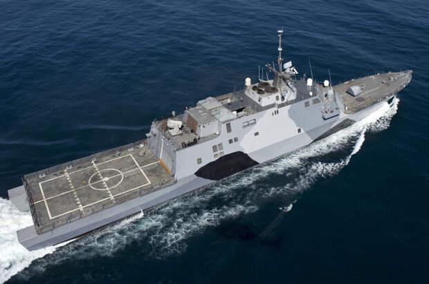 Металлолом под маской «стелса». Как американские корабли XXI века превратились в баржи