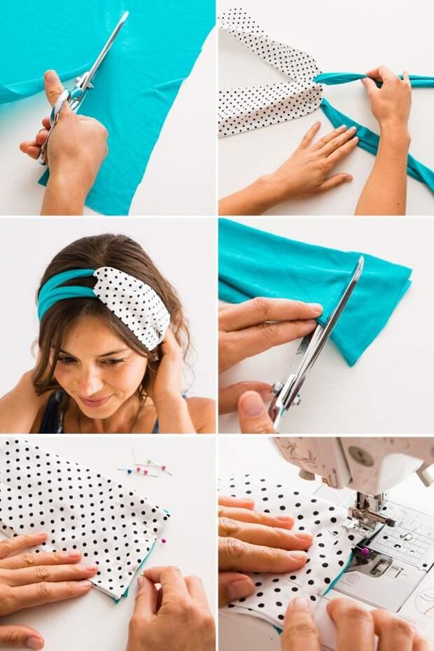 Making-Headband