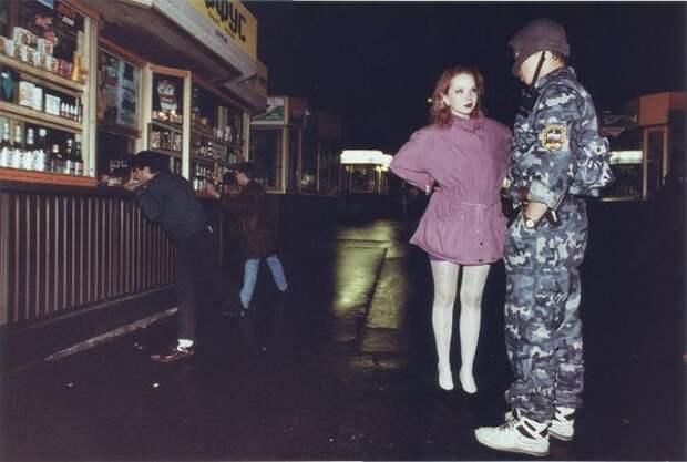 Лихие 90-е: криминальная фотохроника эпохи бандитских разборок и малиновых пиджаков