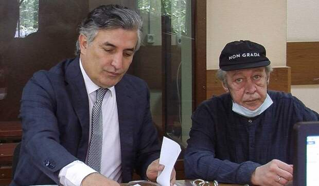 На заседании суда по делу Ефремова произошла драка