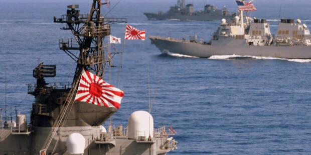 Тяжёлая жизнь самураев... особенности военного сотрудничества Японии и США.