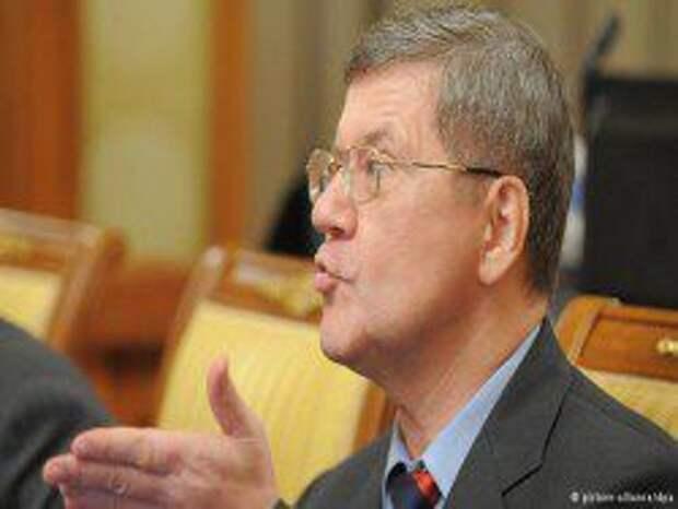 Новость на Newsland: Олег Кашин: Чайка ставит Путина перед неприятным выбором