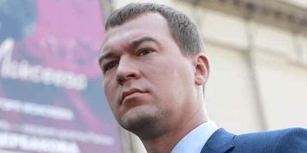 Дегтярев готовится отчитаться перед Путиным